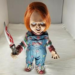 2001 McFarlane Toys Movie Maniacs Child's Play 2 CHUCKY 12 Figure SCARY