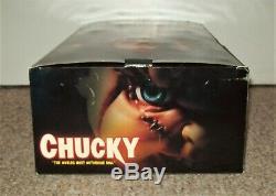 2006 Sideshow Child's Play Chucky 14 Doll Good Guys Figure neca mezco mcfarlane