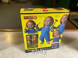 2021 Medicom MaFex Child's Play 2 Chucky Good Guys No. 112 NIB USA AUTHENTIC