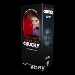 2021 Trick Or Treat Child's Play GLEEN Son of Chucky Prop Replica Doll 11 NIB