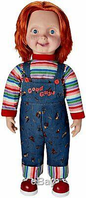 30 CHILD'S PLAY 2 GOOD GUYS CHUCKY DOLL Halloween Prop -OFFICIALLY LICENSED-NEW