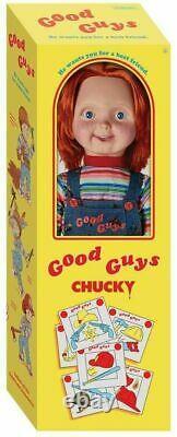 30 Inch Good Guys Chucky Doll Child's Play 2 IN HAND Spirit Halloween
