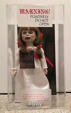 Annabelle Rare 2013 Promo Doll & Box Conjuring haunted figure childs play chucky