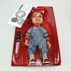 Bride of Chucky 15 Talking Doll 78003 Child's Play Mezco Toyz 2015 New Open Box