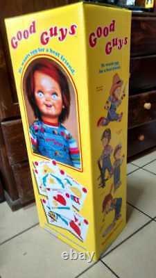 Burned Chucky doll life size prop 11 Child's Play Custom Good Guys