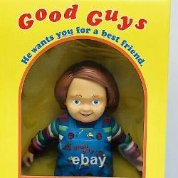 CHILD'S PLAY 2 CHUCKY Good Guys Pre-Assembled Collection Figure Medicom Toy 2002