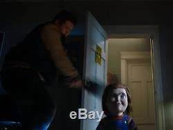 CHILD'S PLAY 2019 Pugg's Breakaway Ukulele Used to Bash Chucky