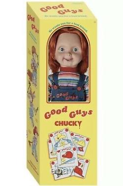 CHILDS PLAY 2 GOOD GUYS CHUCKY DOLL 30 NEW IN BOX OFFICIALLY LICENSED Ship 10/6