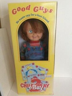 Child Play 2 Good Guy Chucky 1/1 Life Size Doll Prop Replica figure