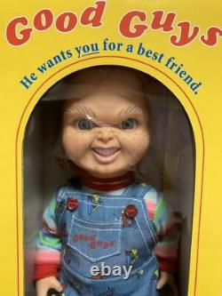 Child Play 2 Good Guy Doll Rare Medicom Toy With Obi Chucky Collection figure
