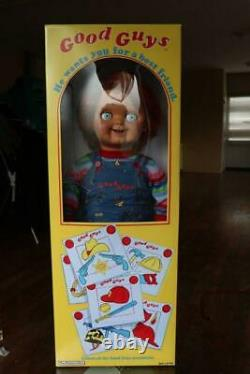 Child Play 2 Life-Size The Best Good Guy Doll Replica Props Chucky