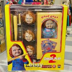 Child's Play 2 Chucky Maffex Good Guys Figure Toy Movie Character Vintage New