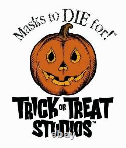 Child's Play 2 Chucky Skull Good Guys Skull Prop Trick or Treat Studios In Stock