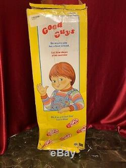 Child's Play 2 Collectible Chucky Good Guys Doll
