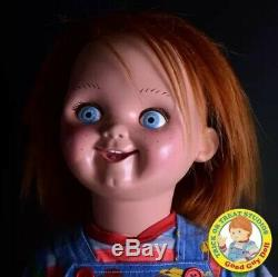 Child's Play 2 Good Guys Chucky Doll Trick or Treat Studios Life size 30Inch New