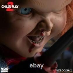 Child's Play 2 Menacing Chucky 15 Mega Figure Mezco Toyz