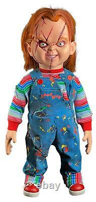 Child's Play 5 Seed of Chucky Chucky 11 Scale Doll Trick or Treat Studios