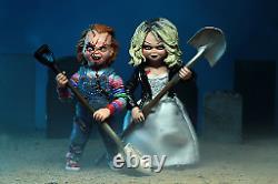 Child's Play Bride of Chucky 1/12 Scale Horror Doll Chucky Deluxy Edition PVC