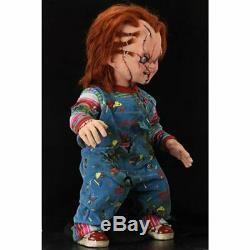 Child's Play Bride of Chucky Chucky Life-Size 11 Scale Replica PREORDER