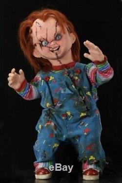 Child's Play Bride of Chucky Chucky Replica Doll