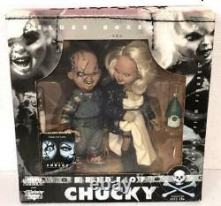 Child's Play Chuchy & Tiffany Statue Movie Maniacs 2 McFarlane Toys 5.3inch