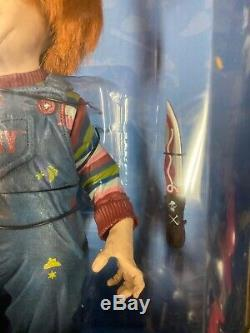 Child's Play Chucky 12inch Special Edition Figure 2001 McFarlane Movie Maniacs