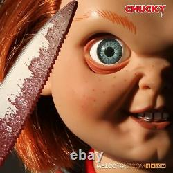 Child's Play Chucky 15 Good Guy Action Figure with Sound