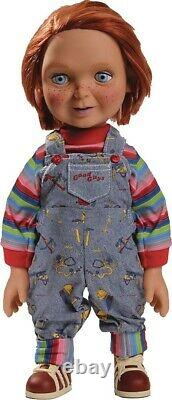 Child's Play Chucky 15-Inch Talking Figure Good Guy