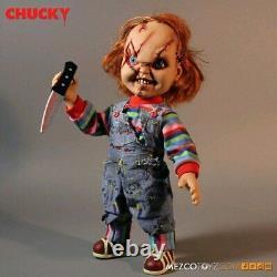 Child's Play Chucky 15 Talking Action Figure-MEZ78003