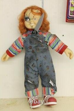 Child's Play Chucky 24in plush doll