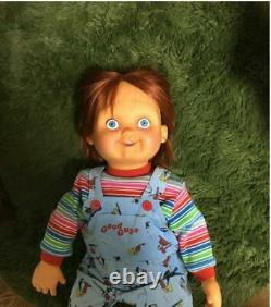 Child's Play Chucky Doll Figure Good Guy Medicom Toy Replica Collectible Movie