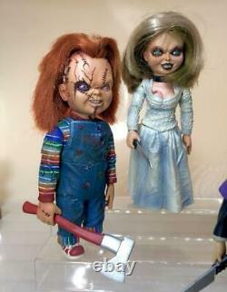 Child's Play Chucky Family Box set Movable figure with 3 weapons Rare Japan F/S