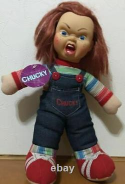 Child's Play Chucky Plush Universal Pictures Doll Figure Tiffany Glen From Japan