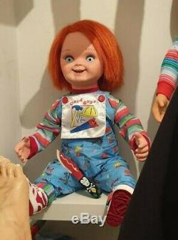 Child's Play Chucky doll 11 scale replica