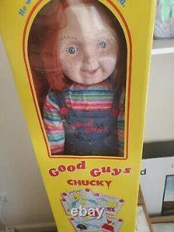 Child's Play Doll Chucky good guy doll figure life size 30 Halloween