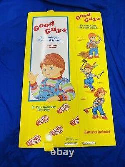 Child's Play Lifesize Good Guy Doll Box Prop Replica CHUCKY