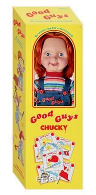 Child's play 2 Chucky good guy doll figure life size 30 Halloween