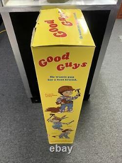 Child's play 2 Chucky good guy doll figure life size 30 Inch Halloween