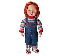 Child's play Chucky good guy doll figure life size 30 Inch