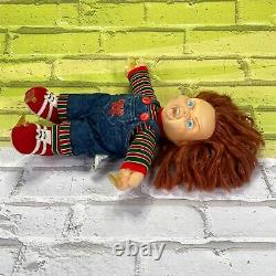 Childs Play 1st Chucky Doll MGM UA Home Video VHS Home Video Promo 1989