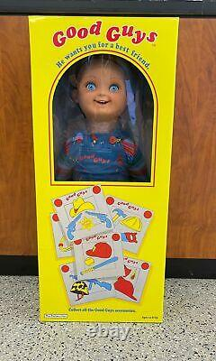 Childs Play 2 Chucky Good Guy Life Size Doll Trick R Treat Studios