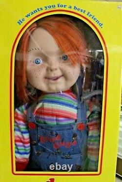 Childs Play 2 Good Guy Chucky Doll 30 New in Box Universal Spirit Halloween