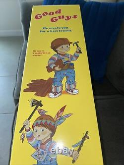 Childs Play 2 Good Guys Chucky Doll 30 New In Box