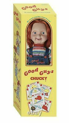 Childs Play 2 Good Guys Chucky Doll 30 OFFICIALLY LICENSED Pre-Order TRUSTED