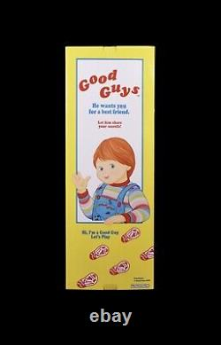 Childs Play 2 Good Guys Chucky Doll Screen Accurate Replica Box TrickOrTreat