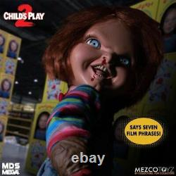 Childs Play 2 Menacing Chucky 15 Mega Scale Action Figure