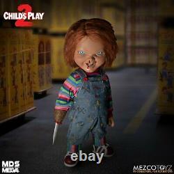 Childs Play 2 Menacing Chucky Talking Mega Scale 15 Figure Mezco Toyz PRE-ORDER