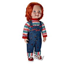 Childs Play 2019 30 Good Guys Chucky Doll Halloween Movie Prop Collectible