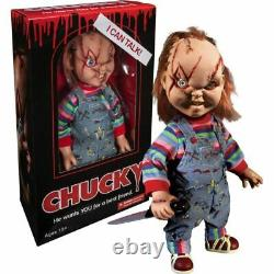 Childs Play Chucky 15 Talking Doll (Packaging Flaws)
