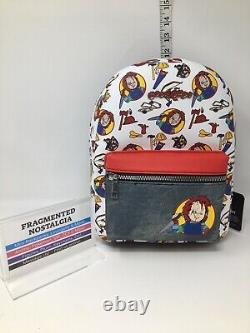 Childs Play Chucky Mini Backpack Good Guy Doll New In Hand Bioworld